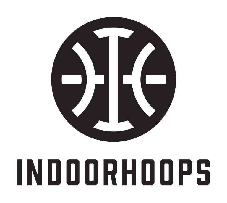 Best Indoor Hoops Logo